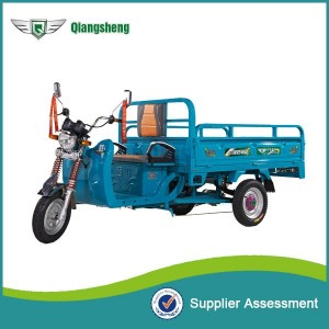 QS-E1.8 model electric tricycle for cargos on sale