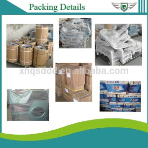 Professional packaging of products