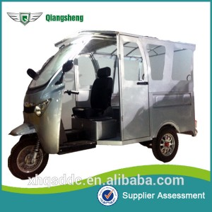 Easy operation electric rickshaw for 6 passengers hot selling made in China