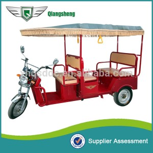The Classic Electric Tricycle QS-D