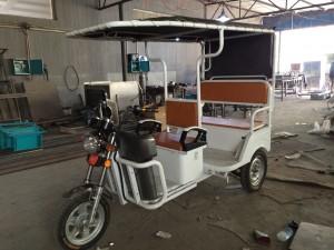 electric rickshaw QS-D Mini