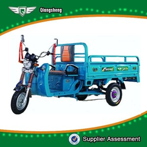 1500 loading new model electric 1.8m cargo electric tricycle 3 wheel rickshaw for sale
