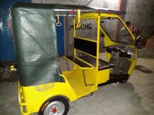 2015 energy saving e rickshaw QS-AO