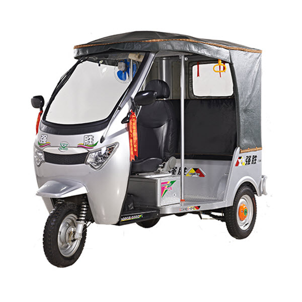 ICAT certified e-rickshaw QS-AS3