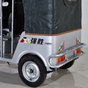 Battery operated E rickshaw 3 passengers E rickshaw for sale