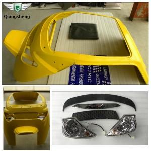 E rickshaw spare parts QS-A model front face for sale