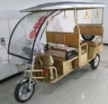 Electric auto rickshaw for passenger manufacturers