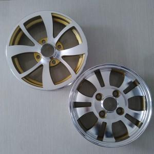 aluminium alloy hub RIM india 3.00-12