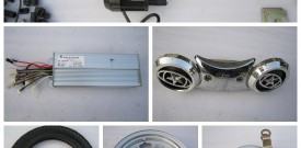 battery operated e rikshaw spare parts from Qiangsheng