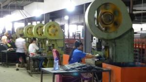 e trike machinery workshop