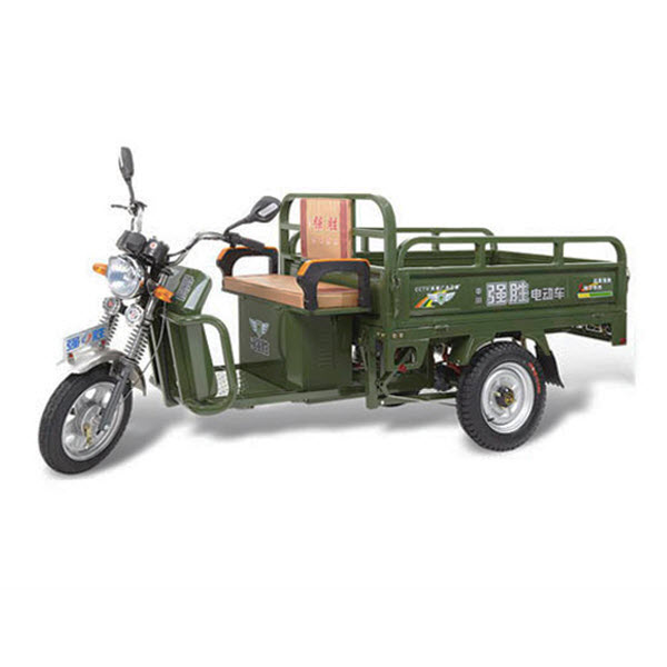 China electric cargo loading tricycle manufacture
