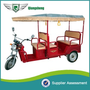 I CAT Eco-friendly thre wheeler e rickshaw price list in delhi tuk tuk for sale