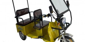 Triciclos Electricos Pasajeros Tres Rudes