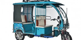 High Power E Rickshaw Borac type for Bangladesh